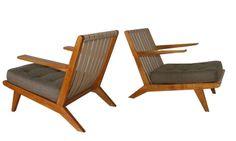 Sleepwalker's Arm Chair  by Joaquim Tenreiro, Brazil, 1950 image 6