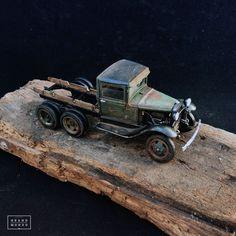 Model Truck Kits, Model Car, Model Kits, Truck Transport, Military Jeep, Modeling Techniques, Rc Crawler, Soviet Army, Hot Wheels Cars