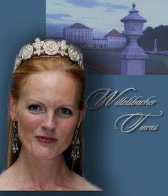 The Wittelsbacher Tiara
