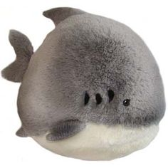 Squishable Shark: http://www.squishable.com/pc/squish_shark_15/fp_squishables/Squishable+Shark
