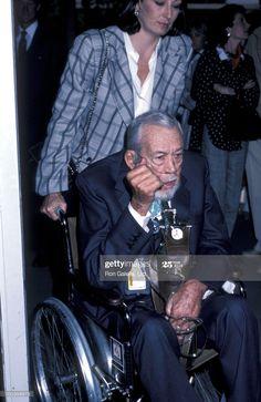 News Photo : John Huston and Anjelica Huston during Amnesty... Anjelica Huston, John Huston, Amnesty International, News, Women, Fashion, Female Actresses, Moda, Women's