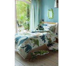 Buy Dino Multi Single Bed Duvet Set at Argos.co.uk, visit Argos.co.uk to shop online for Children's bedding sets, Bedding, Home and garden