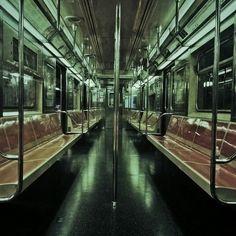 NYC Subway, loved using the subway :)