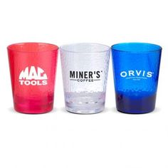 These custom logo 16 oz plastic tumbler cups are short and feature hammered-like texture and comes in fun color options! #FemmePromo #Healthandbeautypromos