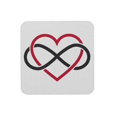 Infinity heart, would make a great tattoo