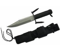 Herbertz Herbertz Survival-Messer, mit Zubehör / mehr Infos auf: www.Guntia-Militaria-Shop.de