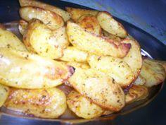 Baú da Conceição: Batatas assadas