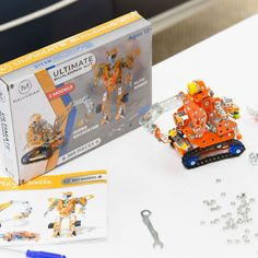 Erector Set for Boys - Girls   Metal Model Kits for Adults Teens and Advanced Kids Stem Toys