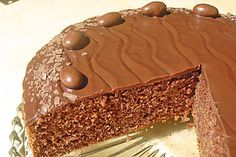 All Time Easy Cake : Croatian chocolate cake, Croatian Recipes, Easy Cake Recipes, Cakes And More, Bread Baking, No Bake Cake, Vanilla Cake, Chocolate Cake, Chicken Recipes, Food And Drink