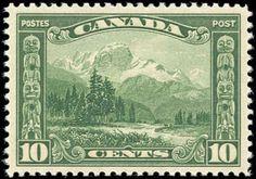 Canada #155, VF, MH