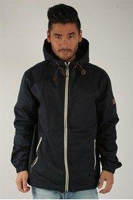 Lyle & Scott LS Twill Zip Hooded Jacket