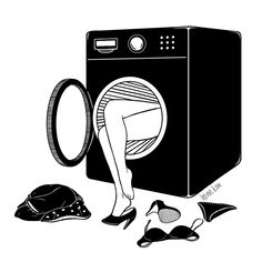 Washing bad memories