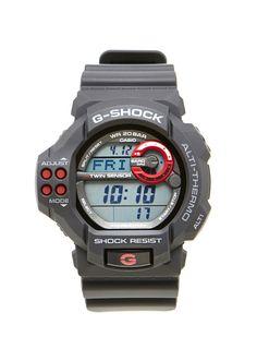 casio g-shock men's twin-sensor watch