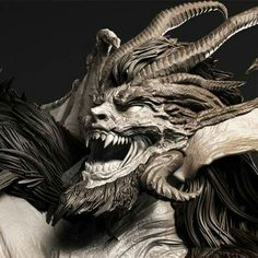 Caleb Nefzen - Teaser of -Amon: Apocalypse of Devilman-  Full reveal soon this week.