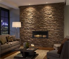 fireplace walls | on a traditional fireplace gemstone walls provide the inspirational ...