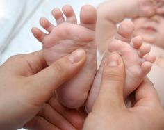 #babies and children love #acupressure and #massage • www.zenattitudewellness.com