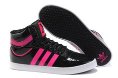 pink adidas high tops - Google Search