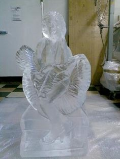 Marilyn Monroe Ice Sculpture | ES Promotions