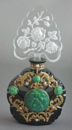 Botellas de perfume hermosas