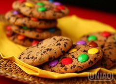 COOKIES AMERICANOS DE CHOCOLATE