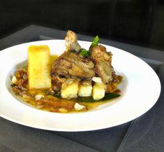 πατάτες βουτύρου γαλλικές - - Oh là là | Pandespani Pork, Yummy Food, Chicken, Meat, Kale Stir Fry, Delicious Food, Pork Chops, Cubs