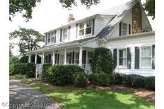 Virginia farmhouse
