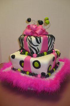Birthday cakes.................