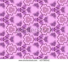 Seamless abstract wall-paper, pink-violet. A decorative sample, the press for fabric, packing paper, interior design, a background. Basis for design.