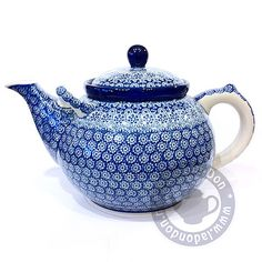 Theepot 2 Ltr. Lace