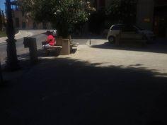 #sociallandscape #urbanlights #Cityscape #Palermo #sicilia #red by francescopaolocatalano