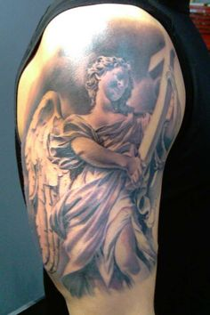 angel tattoo - Google Search
