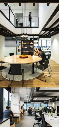Nice Open Plan Office! #openplanoffice