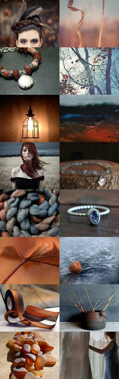Autumn Skies by Dana Marie on Etsy--Pinned with TreasuryPin.com
