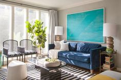 10 DIY Ways to Hang Really Large Art