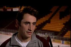 https:& ECHL hockey player Mike Howe and Allie Ray have more than just their love of hockey in common. They both play through the pain of arthritis. Watch their story… Latest Sports News, 12 Year Old, Hockey Players, Athletic Women, Little Man, Arthritis, Athlete, Imagination, Youtube
