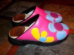 Troentorp Bastad Clogs Slip-Ons Mules Professional Nursing Comfort Shoes 37 US 6