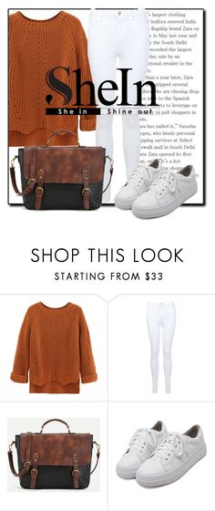 """SheIn5"" by irmica-831 ❤ liked on Polyvore featuring Miss Selfridge and WithChic"
