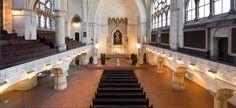 Zwinglkirche und Haus Zwingli  Top 40 Hochzeits-Location Berlin #hochzeit #feiern #location #event #einzigartig #weiß #schwarz #heirat #berlin #special #wedding #unique #stunning