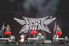 Gigwise || 10 brilliant photos of Babymetal dominating Leeds Festival