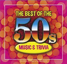 B.O. The 50S Music & Trivia - B.O. The 50S Music & Trivia