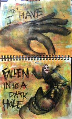 """Visual Journals #2 - Draw/Paint - """"RIDE"""" - NGHS Room 406"""