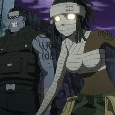 Soul Eater ~~ Sid and his weapon Nagisa :: I need more images of Sid-sensei. He's my favorite zombie