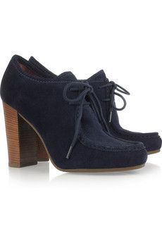Love these shooties by Marc Jacobs. I'm seeing navy everywhere for fall!