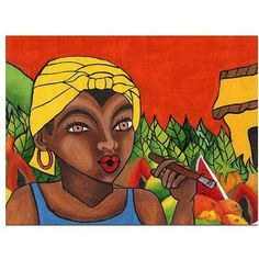 Trademark Fine Art Habanera I Canvas Art, Size: 26 x 32, Multicolor