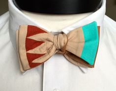 Pocahontas bow-tie, how about this one babe?