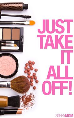 If you're one to sleep with your makeup on, you need to read this article.
