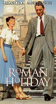 Movies that make me dream of italy #2 Roman Holiday - Audrey & Gregory
