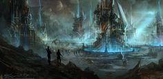 sci-fi+fantasy+art+artwork+science+fiction+futuristic+original+adventure+fantasy