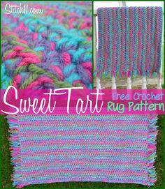 Sweet Tart Rug - Sti