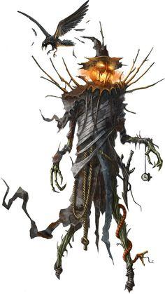 PZO1115_Scarecrow.jpg (563×1000) - wild hunt